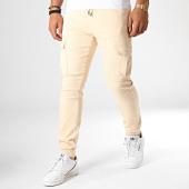 /achat-jogger-pants/grj-denim-jogger-pant-13965-beige-186642.html