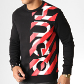 /achat-sweats-col-rond-crewneck/hugo-by-hugo-boss-sweat-crewneck-reverse-logo-dosaka-50417405-noir-rouge-blanc-186650.html