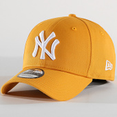 /achat-casquettes-de-baseball/new-era-casquette-baseball-9forty-league-essential-new-york-yankees-80636013-jaune-moutarde-blanc-186598.html