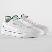 /achat-baskets-basses/puma-baskets-cali-0-369337-02-puma-white-amazon-green-186571.html