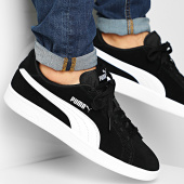 /achat-baskets-basses/puma-baskets-smash-v2-364989-01-black-puma-white-puma-silver-186577.html