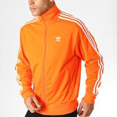 /achat-vestes/adidas-veste-zippee-a-bandes-firebird-ed6074-orange-blanc-186688.html