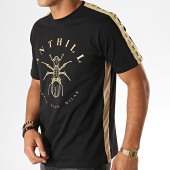 /achat-t-shirts/anthill-tee-shirt-tape-noir-dore-186741.html