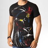 /achat-t-shirts-longs-oversize/ikao-tee-shirt-oversize-f552-noir-186670.html