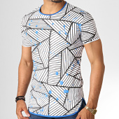 /achat-t-shirts-longs-oversize/ikao-tee-shirt-oversize-f519-blanc-bleu-186675.html
