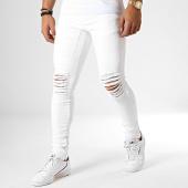 /achat-jeans/ikao-jean-slim-destroy-5290-blanc-186684.html