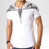 /achat-t-shirts-longs-oversize/ikao-tee-shirt-oversize-f557-blanc-noir-186702.html