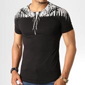 /achat-t-shirts-longs-oversize/ikao-tee-shirt-oversize-f557-noir-ecru-186705.html