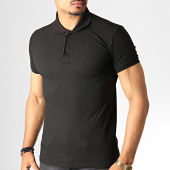 /achat-polos-manches-courtes/ikao-polo-manches-courtes-f584-noir-186722.html