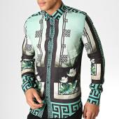 /achat-chemises-manches-longues/ikao-chemise-manches-longues-f553-vert-noir-186730.html