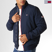 /achat-vestes/tommy-hilfiger-jeans-veste-zippee-essential-padded-6599-bleu-marine-186731.html