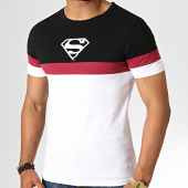 /achat-t-shirts/superman-tee-shirt-tape-tricolore-blanc-noir-bordeaux-186844.html
