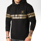 /achat-sweats-capuche/final-club-sweat-capuche-renaissance-avec-broderie-or-282-noir-186808.html