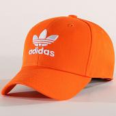/achat-casquettes-de-baseball/adidas-casquette-classic-trefoil-ek2997-orange-187037.html