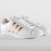 /achat-baskets-basses/adidas-baskets-femme-coast-star-ee6201-footwear-white-copper-metallic-core-black-187103.html