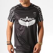 /achat-t-shirts/charo-tee-shirt-championship-wy4789-noir-blanc-187038.html