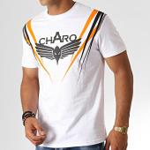 /achat-t-shirts/charo-tee-shirt-scratch-wy4768-blanc-noir-orange-187047.html