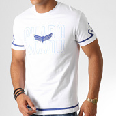 /achat-t-shirts/charo-tee-shirt-square-wy4767-blanc-bleu-187056.html