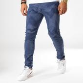 /achat-pantalons-carreaux/classic-series-pantalon-carreaux-m-3178-bleu-marine-blanc-186963.html