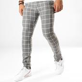/achat-pantalons-carreaux/classic-series-pantalon-carreaux-m-3143-gris-chine-blanc-187092.html