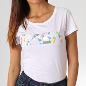 /achat-t-shirts/nasa-tee-shirt-femme-iridescent-blanc-187129.html