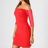 /achat-robes/adidas-robe-femme-col-bateau-shoulder-ed7522-rouge-rose-fluo-187127.html