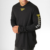 /achat-t-shirts-manches-longues/reebok-tee-shirt-manches-longues-classic-vector-eb3641-noir-jaune-blanc-186994.html