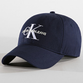 /achat-casquettes-de-baseball/calvin-klein-casquette-monogram-4940-bleu-marine-187210.html