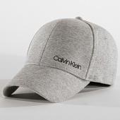 /achat-casquettes-de-baseball/calvin-klein-casquette-side-logo-5020-gris-chine-187247.html
