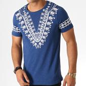/achat-t-shirts/classic-series-tee-shirt-tv-351-bleu-marine-blanc-187172.html