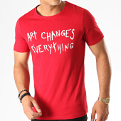 /achat-t-shirts/classic-series-tee-shirt-tc-338-rouge-chine-blanc-187239.html