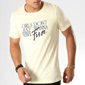 /achat-t-shirts/classic-series-tee-shirt-tc-340-jaune-chine-noir-187260.html