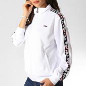 /achat-vestes/fila-veste-zippee-femme-a-bandes-talli-687069-blanc-187322.html