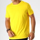 /achat-t-shirts/hugo-by-hugo-boss-tee-shirt-reverse-logo-dero194-50414215-jaune-187315.html