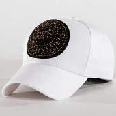 /achat-casquettes-de-baseball/project-x-casquette-ca19002-blanc-dore-187234.html