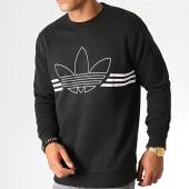 /achat-sweats-col-rond-crewneck/adidas-sweat-crewneck-outline-ed4685-noir-blanc-187343.html