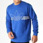 /achat-sweats-col-rond-crewneck/adidas-sweat-crewneck-outline-ej8777-bleu-roi-blanc-187357.html