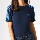 /achat-t-shirts/adidas-body-femme-avec-bandes-ej9348-bleu-marine-187359.html