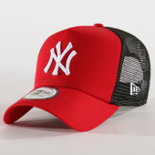 /achat-trucker/new-era-casquette-trucker-core-94-new-york-yankees-rouge-noir-187371.html