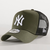 /achat-trucker/new-era-casquette-trucker-core-94-new-york-yankees-vert-kaki-noir-187372.html