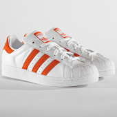 /achat-baskets-basses/adidas-baskets-superstar-ee4472-footwear-white-orange-187512.html