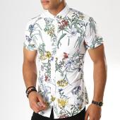 /achat-chemises-manches-courtes/frilivin-chemise-manches-courtes-floral-dx2160-blanc-187430.html