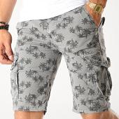 /achat-shorts-cargo/frilivin-short-cargo-df-960-gris-floral-187494.html