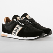 /achat-baskets-basses/kappa-baskets-curtis-304shv0-black-brown-tan-187469.html