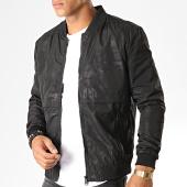 /achat-vestes/classic-series-veste-zippee-camouflage-lp18131-noir-187642.html