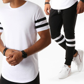 /achat-ensembles-survetement/lbo-ensemble-tee-shirt-oversize-et-pantalon-jogging-bicolore-828-noir-blanc-187713.html