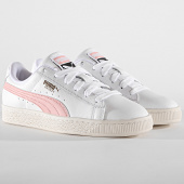 /achat-baskets-basses/puma-baskets-femme-classic-lfs-354367-puma-white-bridal-rose-187596.html