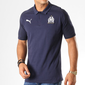 /achat-polos-manches-courtes/puma-polo-manches-courtes-om-sideline-756414-bleu-marine-blanc-187681.html