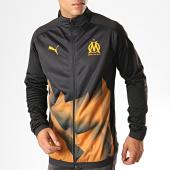 /achat-vestes/puma-veste-zippee-om-stadium-756278-noir-orange-187685.html