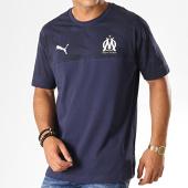 /achat-t-shirts/puma-tee-shirt-om-casuals-755848-bleu-marine-187688.html